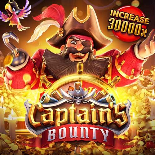 Banner Captain's Bounty