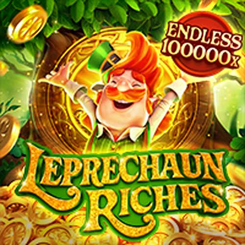 Banner Leprechaun Riches รวมเกมสล็อตทุกค่าย ทดลองเล่นสล็อต PG SLOT ฟรี