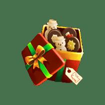 Chocolate Santa's Gift Rush