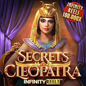 Banner Secrets of Cleopatra
