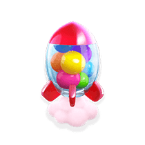 Rocket Candy Burst