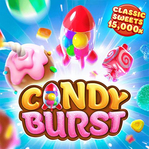 Banner Candy Burst