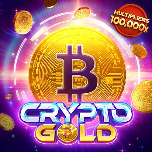 Banner Crypto Gold