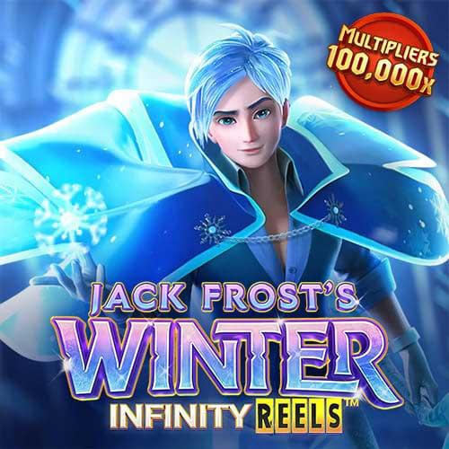 Banner Jack Frost's Winter