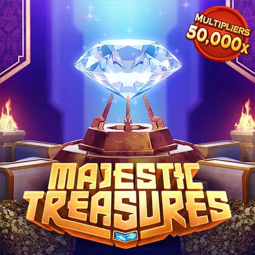 Banner Majestic Treasures