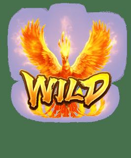 Wild Phoenix Rises รวมเกมสล็อตทุกค่าย ทดลองเล่นสล็อต PG SLOT ฟรี