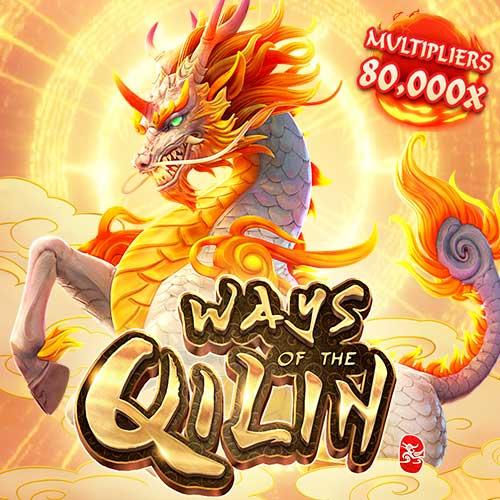 Banner Ways of the Qilin รวมเกมสล็อตทุกค่าย ทดลองเล่นสล็อต PG SLOT ฟรี