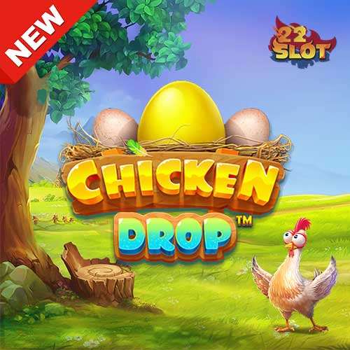 Banner Chicken Drop