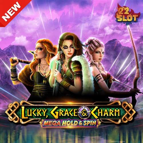 Banner Lucky Grace And Charm เกมค่าย Pragmatic ทดลองเล่นสล็อต
