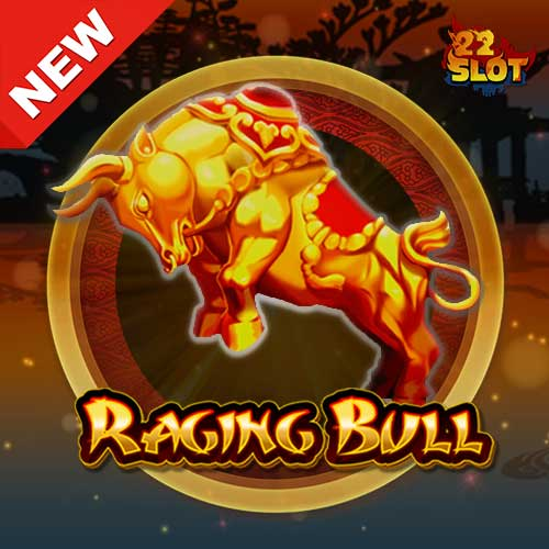 Banner Raging Bull เกมสล็อตค่าย Pragmatic Play ทดลองเล่นสล็อต