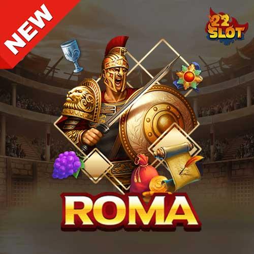 Banner Roma เกมสล็อตค่าย Slot Xo ทดลองเล่นสล็อต สมัครโบนัส100%