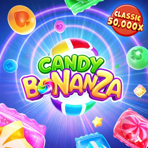 Banner Candy Bonanza เกมสล็อตทุกค่าย ทดลองเล่นสล็อต PG Slot ฟรี