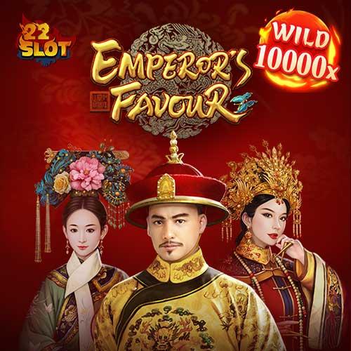 Banner Emperor's Favour เกมสล็อตทุกค่าย ทดลองเล่นสล็อต PG Slot