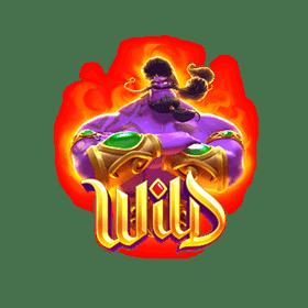 Wild Genie's 3 Wishes เกมสล็อตทุกค่าย ทดลองเล่นสล็อต PG SLOT