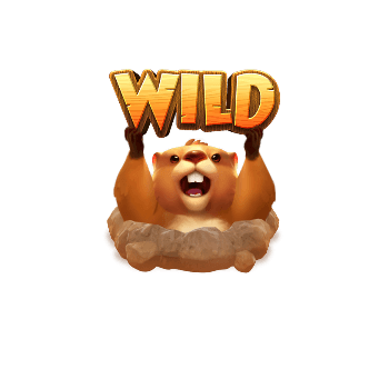 Wild Groundhog Harvest 1 เกมสล็อตทุกค่าย ทดลองเล่นสล็อต PG ฟรี