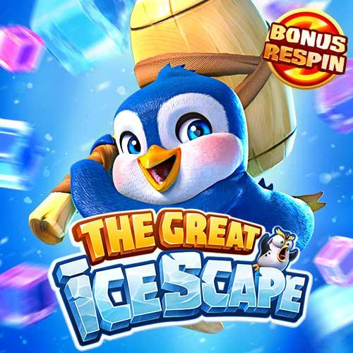 Banner The Great Icescape เกมสล็อตทุกค่าย ทดลองเล่นสล็อต PG Slot