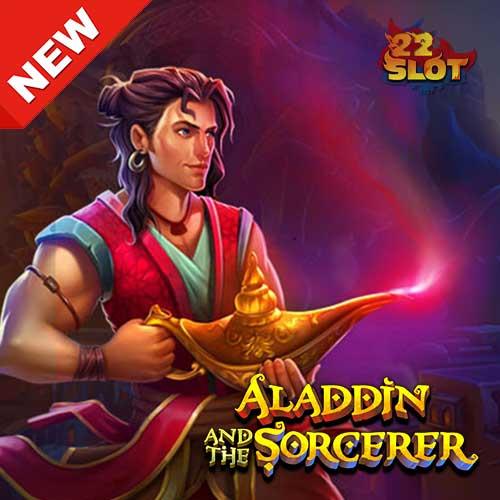 Banner Aladdin and the Sorcerer สล็อต Pragmatic ทดลองเล่นสล็อต