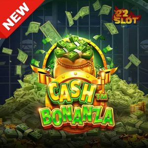 Banner Cash Bonanza เกมสล็อตค่าย Pragmatic ทดลองเล่นสล็อตฟรี