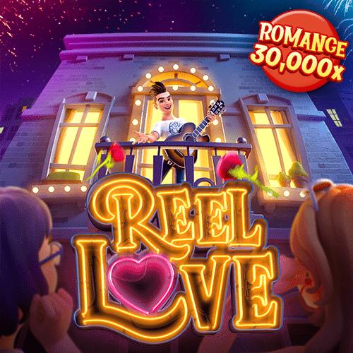 Banner Reel Love