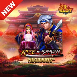 Banner-Rise-of-Samurai-Megaways
