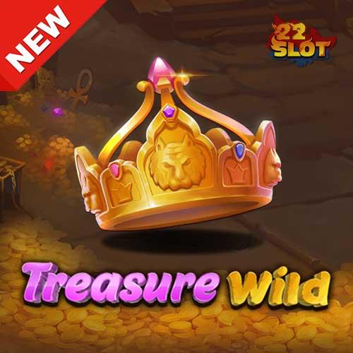 Banner Treasure Wild เกมสล็อตค่าย Pragmatic Play ทดลองเล่นสล็อต