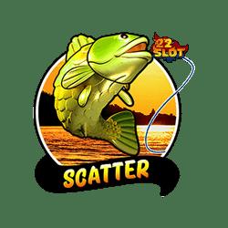 Scatter Bigger Bass Bonanza สล็อตค่าย Pragmatic ทดลองเล่นสล็อต