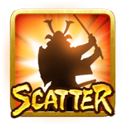 Scatter Ninja vs Samurai
