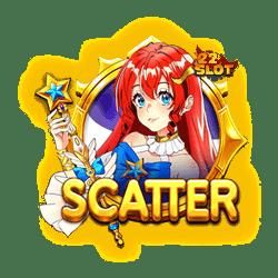 Scatter Starlight Princess เกมสล็อตค่าย Pragmatic ทดลองเล่นสล็อตฟรี