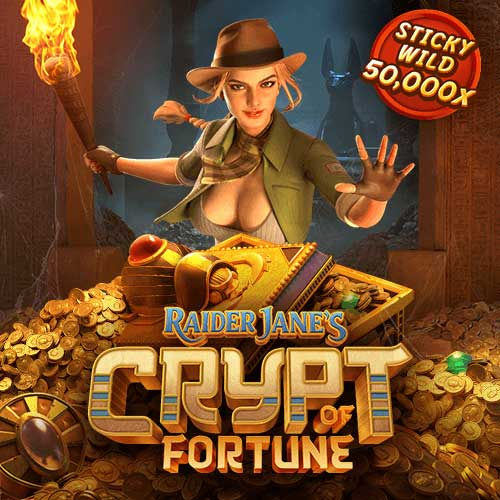 Banner Raider Jane's Crypt of Fortune