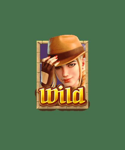 Wild Raider Jane's Crypt of Fortune ทดลองเล่นสล็อต PG Slot